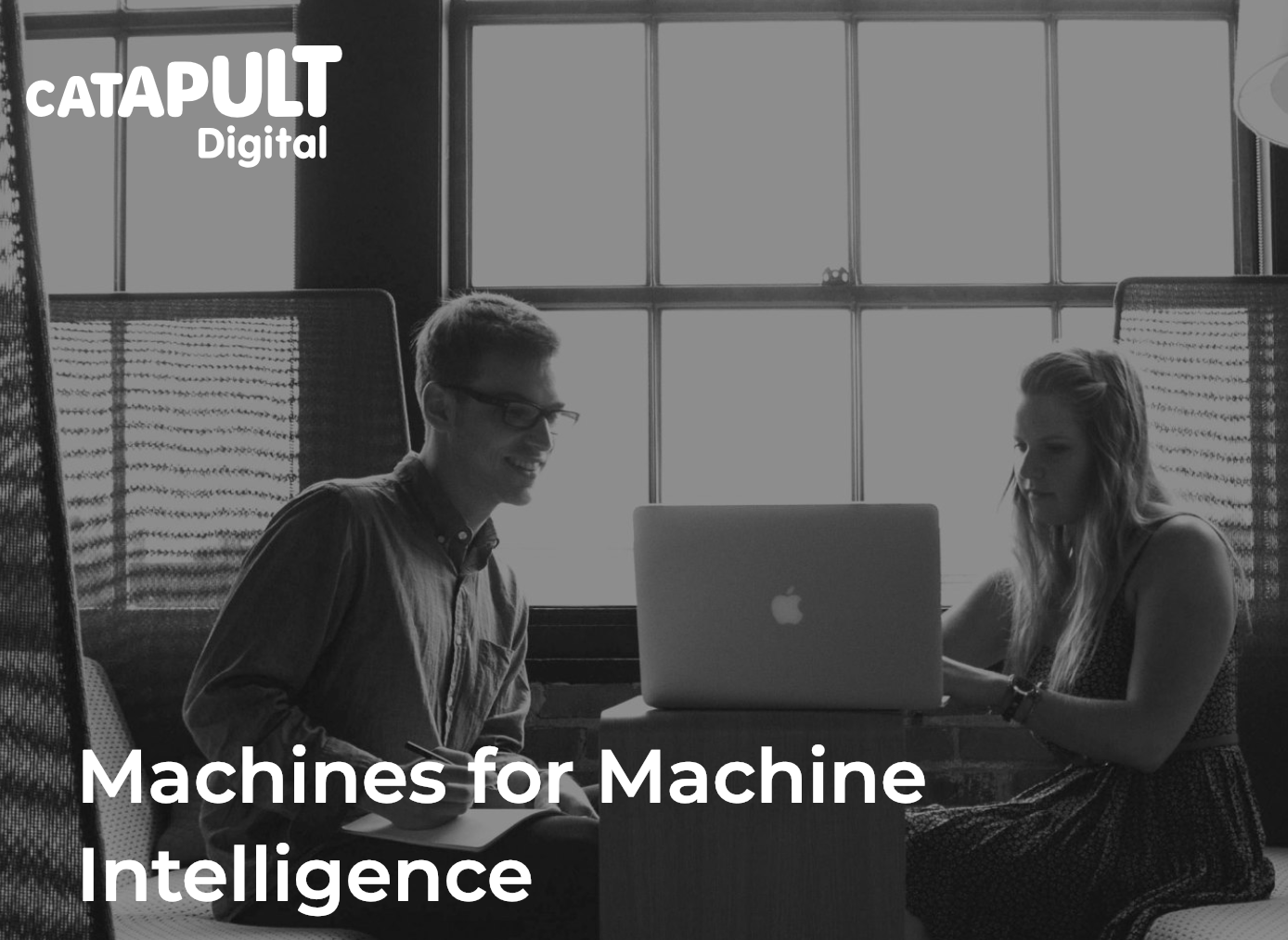 Digital Catapult - Machine Intelligence Garage